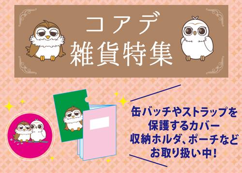 ★コアデ雑貨特集★