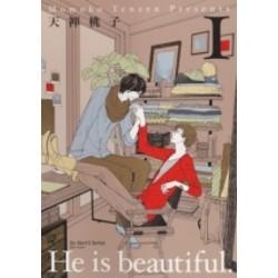 He is beautiful.(1)