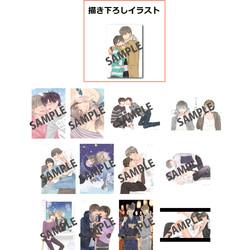 【グッズ】橋本あおい先生 イラストカード全13種セット