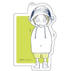【グッズ】 「ちびギヴン」ダイカットビニールパスケース (はるき)