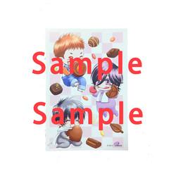 [SSカード]樹生かなめ先生「悪魔シリーズ」【悪魔シリーズ『8巻』発売記念フェア】