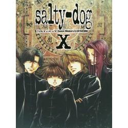 峰倉かずや画集 salty dog X