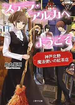 ステラ・アルカへようこそ ~神戸北野 魔法使いの紅茶店~